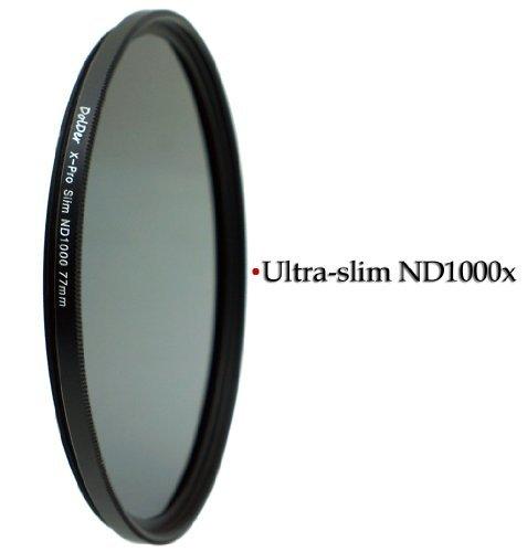 DolDer X-Pro Series Slim Neutral Graufilter ND 1000-67mm - ND 67mm einweg