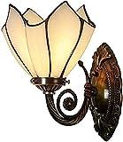 Lámpara De Pared Europea Con Vitrales, Decoración De Pared Interior Retro Para El Hogar, Para Sala De Estar, Salón, Pasillo, Mesita De Noche Del Dormitorio, Escaleras, Lámpara De Espejo