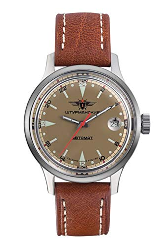 Sturmanskie Open Space 2431-1767936 - Reloj automático de titanio