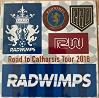 RADWIMPS ステッカー Road to Catharsis Tour 2018 公式グッズ
