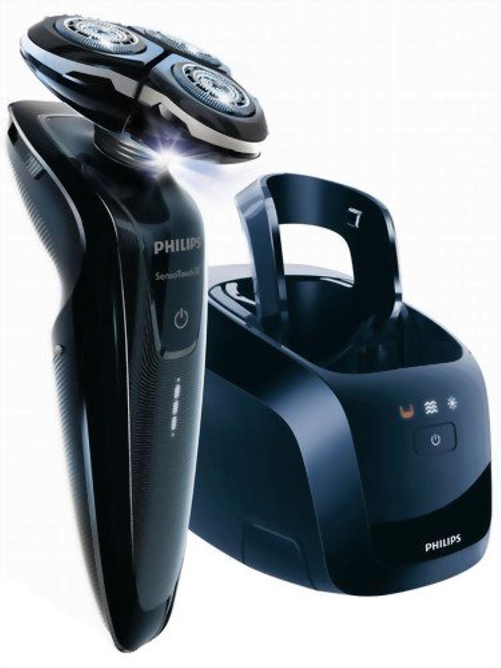 含む仕方経済PHILIPS 3Dシェーバー【洗浄充電器付】センソタッチ3D RQ1250CC