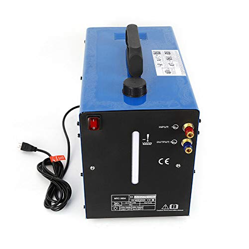 Glacette per acqua di saldatura, 10 l, 230 V, portata 1L / min