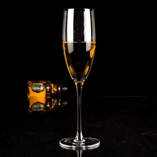 SUNXK Crystal beker champagne glas bubbels sub