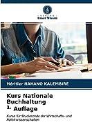 Kurs Nationale Buchhaltung 1. Auflage