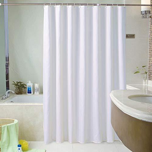 cortinas blancas gruesas