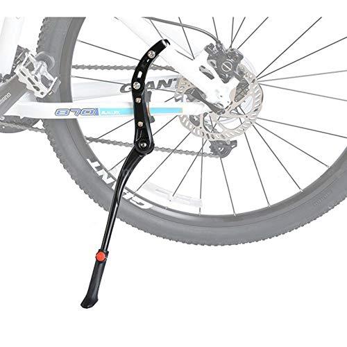 ROCKBROS Fahrradständer Seitenständer Verstellbar für 24 bis 29 Zoll Mountainbikes aus Aluminiumlegierung rutschfest Hinterbauständer