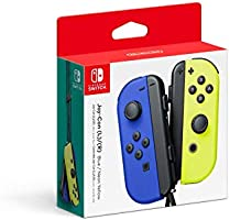 Nintendo Joy-Con (L/R) - Blue/Neon Yellow