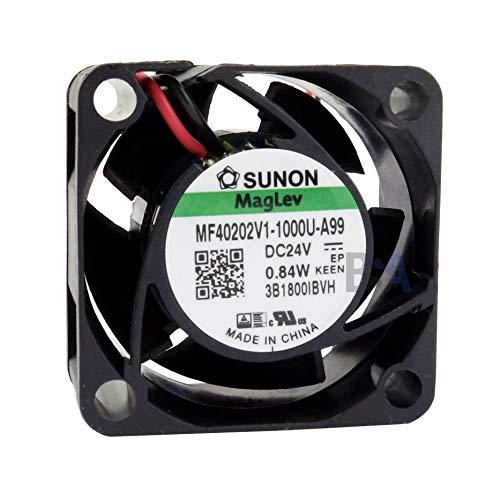 +//- Sunon GM1203PFV2-8 Ventilateur 30 mm 30 x 30 x 10 12 V DC 0,04 A 0,5 W Air Fan 3 cm 2 fils refroidissement