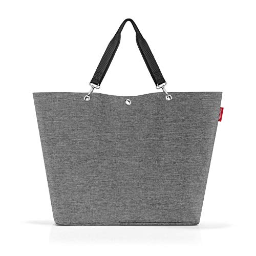 Reisenthel Damen Shopper-ZU7052 Shopper, grau, XL