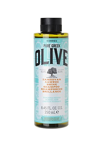Korres Olive Glanz Shampoo,1er Pack (1 x 250 ml)
