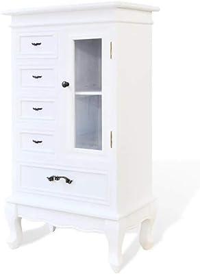 marrone mobile contenitore per salotto VidaXL 100 x 30 x 50 cm Buffet Console