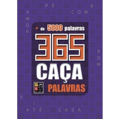 365 Caça Palavras Grande