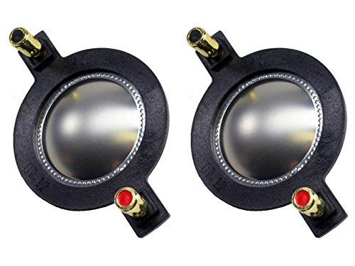 SS Audio 2 Pack Mackie Speaker Replacement Horn Diaphragm, SRM450, 1701-8, DC10, D-SRM450