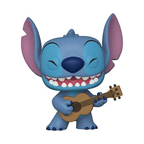 Funko 55615 POP DisneyLiloandStitch- Stitch w/Ukelele