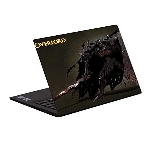 OMGNB SkinAufkleber Overlord 15 156 Zoll Laptop Notebook Hautaufkleber Abdeckung Art Aufkleber A 13 14 Zoll