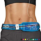 Running Belt USA Patented - Hands-Free Workout Fanny Pack - iPhone X 6...