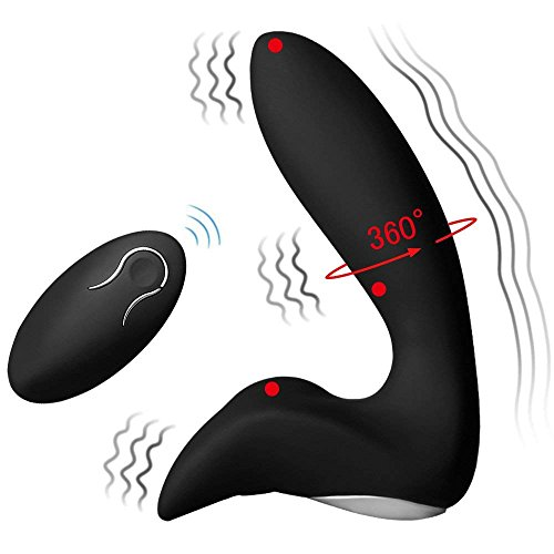 Portable Massager for Men Man Prime Waterproof Massaging Device with Multiple Patterns Model-GJM09,Shipping from US