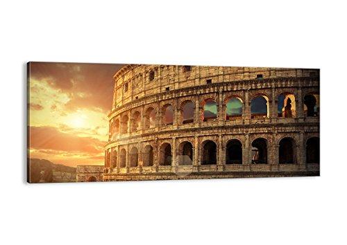 Cuadro sobre Lienzo - de una Sola Pieza - Impresión en Lienzo - Ancho: 120cm, Altura: 50cm - Foto número 2966 - Listo para Colgar - en un Marco - AB120x50-2966