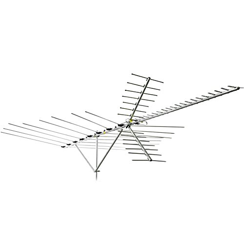 Channel Master Advantage 100 Directional Outdoor TV Antenna - Long Range FM, VHF, UHF and Digital HDTV Aerial - CM-3020
