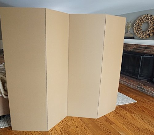 DormCo Privacy Room Divider - Kraft