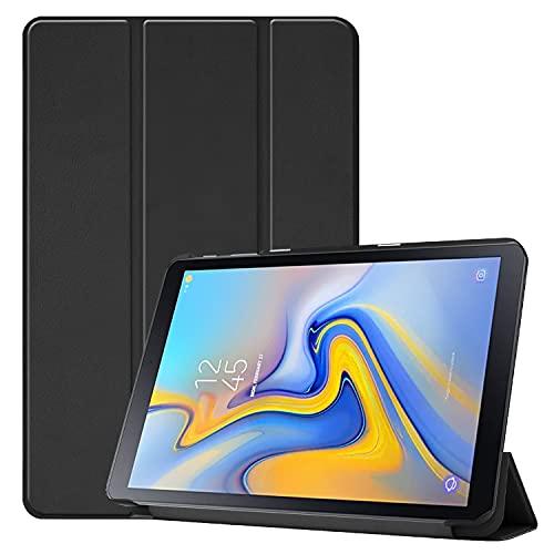 Tablet PC Bolsas Bandolera Para Samsung Galaxy Tab Advanced2 T583 10 'Tablet Funda de tableta Soporte de Trifold Ligero ORDENADOR PERSONAL Protector de cubierta trasera Caja a prueba de choques robust