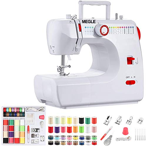 Megle Máquina de coser, FHSM-700, 16 puntos incorporados