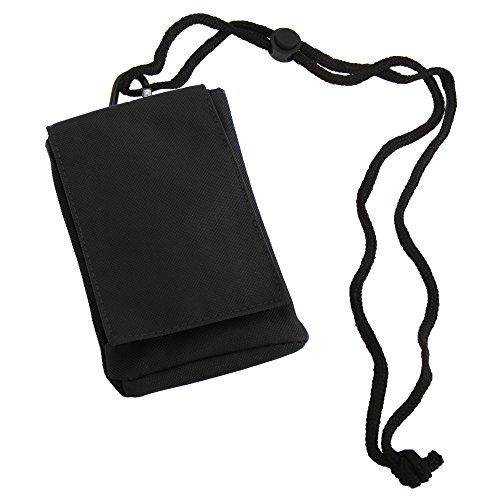 BagBase XL Handytasche/Smartphone-Tasche (Einheitsgröße) (Schwarz)