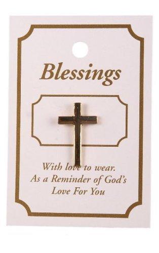 Brooch Cross Lapel Pin. Christian Cross Christian Witness Lapel Cross.