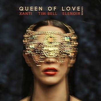 Queen Of Love (Remixes)