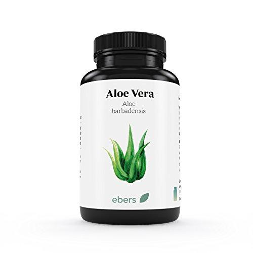Ebers Aloe Vera - 3 Paquetes de 60 Tabletas