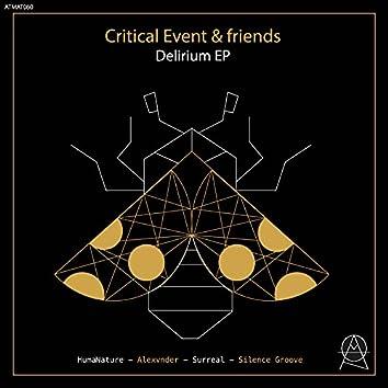 Delirium EP (digital)