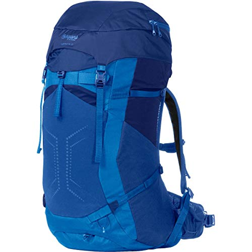 Bergans Damen Vengetind 32 Rucksack, Dark royal Blue-Athens Blue