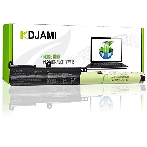 KDJAMI Batteria A31N1601 A31LP4Q para Asus VivoBook Max F541 F541N F541NA F541NC F541U F541UA F541UJ F541UV X541 X541N X541NA X541NC X541S X541SA X541SC X541U X541UA X541UJ X541UV [11.1V 2600mAh]