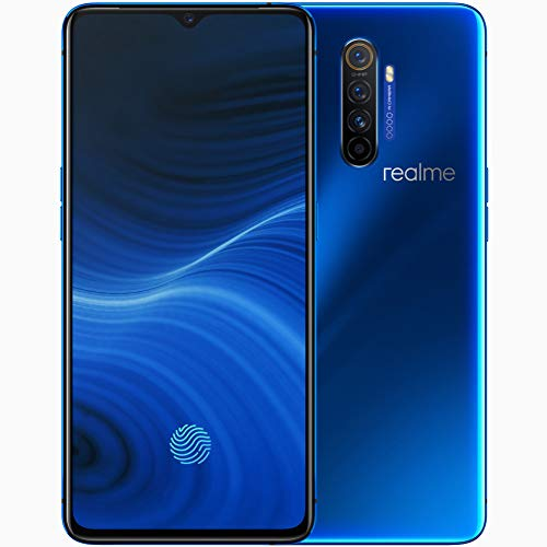 "realme X2 Pro smartphone Cellulari, 6,5"" 8 GB 128 GB Snapdragon 855 Plus Octa-Core, Quad Camera 64 MP + 16 MP, Dual Sim telefono, Versione Europea (Bianco)"