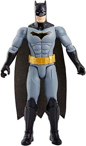 Mattel FVM70 DC Batman 30 cm Basis Figur, Spielzeug Actionfiguren ab 4 Jahren