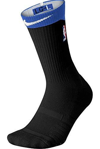 NIKE Elite Quick Crew NBA Calcetines, azul, XL-46-50 EU Unisex Adulto