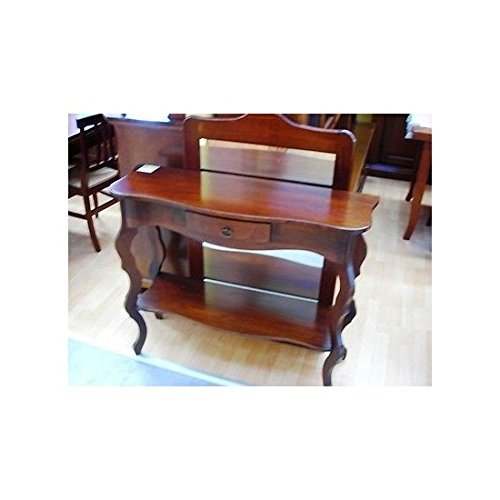 EsteaMobili estea Meubles – Table Console Miroir Art pauvre * Table Console Wood Made en Italy * – 259 – 260