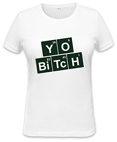Yo Bitch Womens T-shirt Small