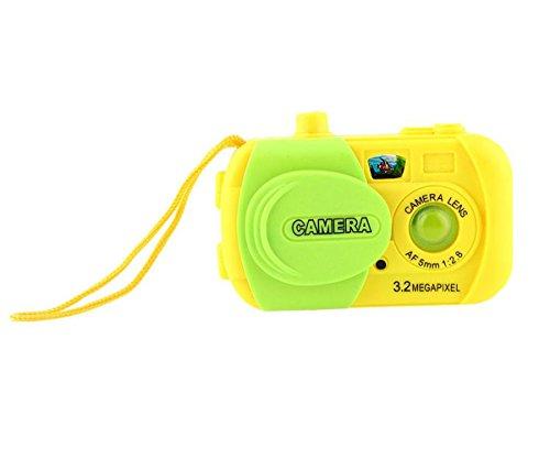WayOuter Kamera Spielzeug Niedliche Baby Kamera Spielzeug für Kinder Anerkennung von Tieren Kindermode Geburtstag Kinder Spielzeug
