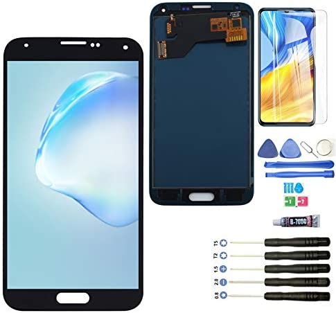 LCD Screen Replacement for Samsung Galaxy S5 I9600 SM G900 G900M G900A G900T G900FD LCD Touch product image