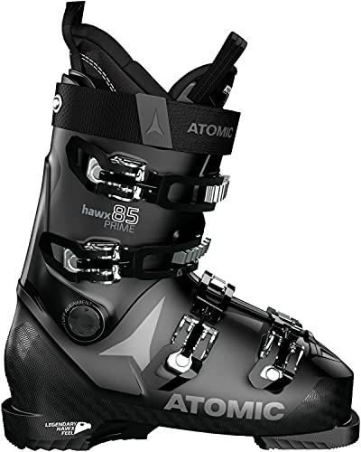 Atomic HAWX Prime 85 W Damen Skischuhe, Schwarz - Schwarz Silber - Größe: 42 EU