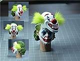 ZSMD Joaquin Phoenix 1/6 TOP-004 Joker Makeup Ver. Head Sculpt Model W/Mask Toys (A)