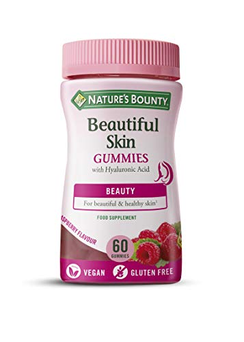 Nature's Bounty Belle peau, rose, 60 pièces