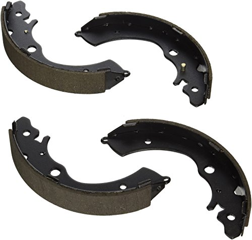 Bosch BS751L Blue Disc Brake Shoe Set CHEVROLET Chevy 1.6 Pickup 1999-1999