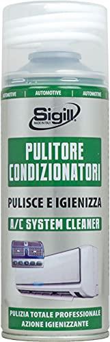 SIGILL Pulitore Condizionatori Schiumogeno, 400 ml