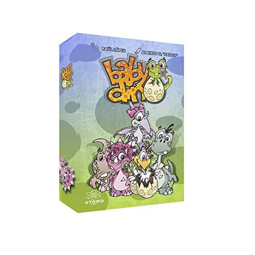 Last level- Babydino Juegos de Mesa, Multicolor (BGBABYDINO)