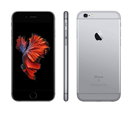 Simple Mobile Prepaid - Apple iPhone 6s (32GB) - Space Gray [Locked to Carrier – Simple Mobile]