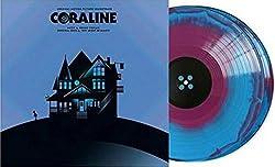 Coraline Original Motion Picture Soundtrack (Blue and Purple Swirl Vinyl)