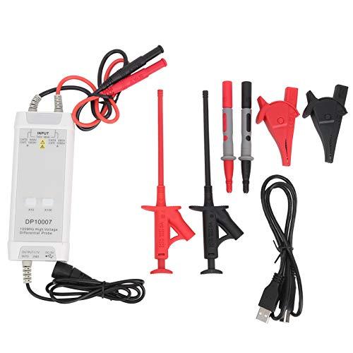 Mxzzand Kit Estable Sonda de Prueba eléctrica Sonda diferencial para señales diferenciales...