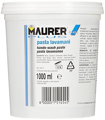 MAURER 14040080 Pasta Lavamanos 1,0 L